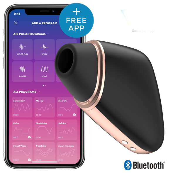 Satisfyer Connect Love Triangle