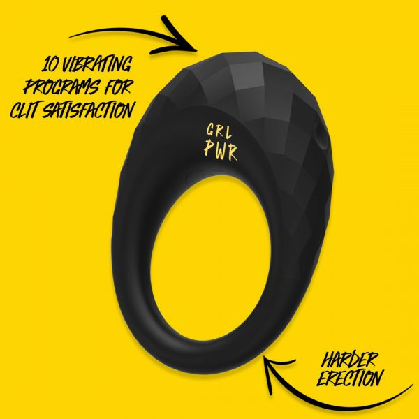 VIGOR - Rechargeable Vibrant Couples Ring