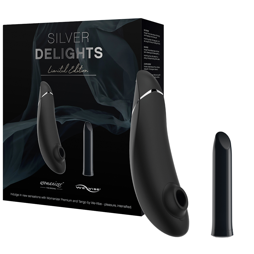 Womanizer Silver Delights Collection
