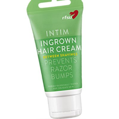Intim Ingrown Hair Cream från RFSU.