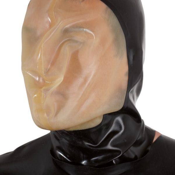Latex Vakuum Mask från LATE X.