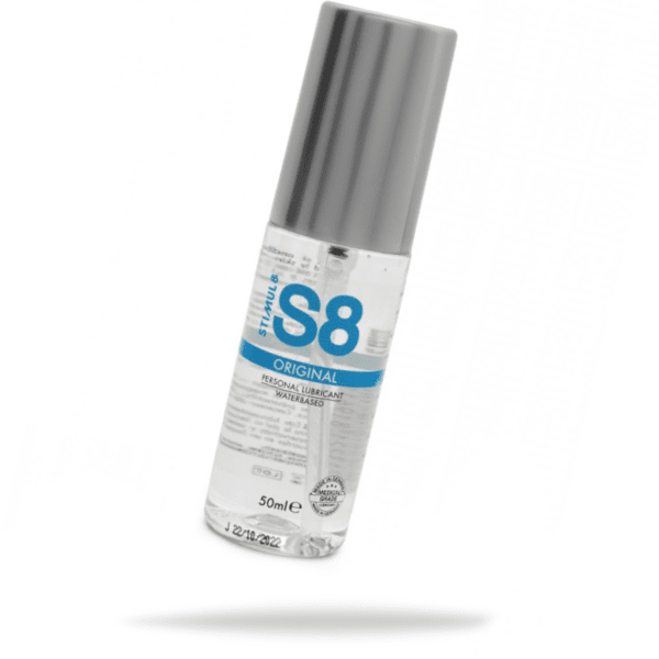 S8 Waterbased Lube från .