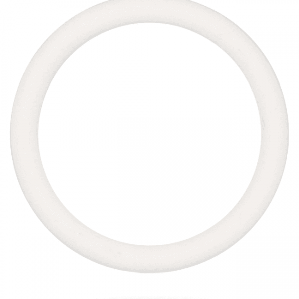 White Large Rubber Ring från .