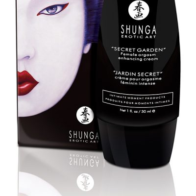 Shunga Female: Orgasm Enhancing Cream