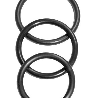 Sex Mischief - Nitrile Cock Ring (3-pack)