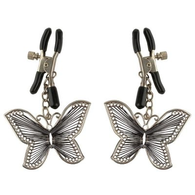 Pipedream Fetish Fantasy: Butterfly Nipple Clamps
