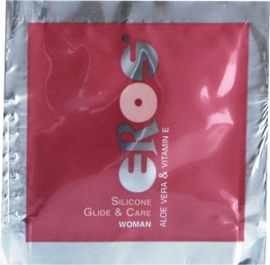 Eros Woman Silicone Care Test