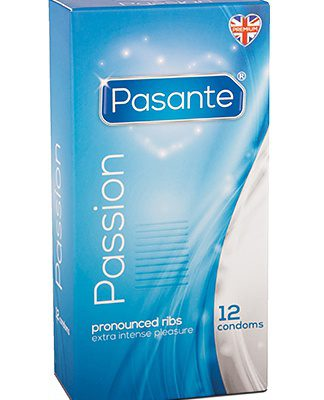 Pasante Passion - Kondomer (12-pack)