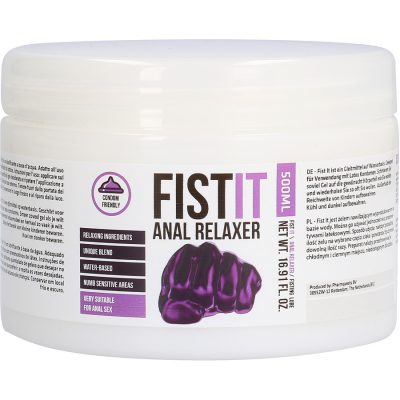 Pharmquests - Fistit Anal Relaxer (500 ml)