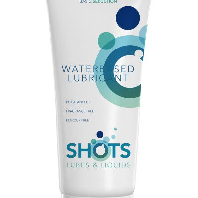 Shots Lubes & Liquids: Waterbased Lubricant