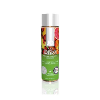 JO H2O Flavored Tropical Passion 120 ml