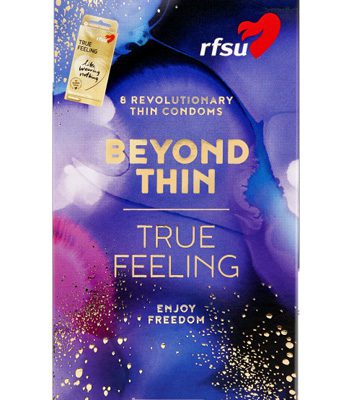 Beyond Thin True Feeling 8-pack