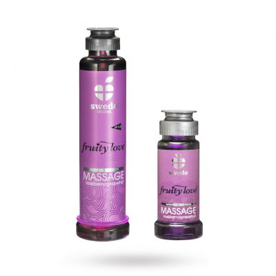 Fruity Love Massage - Raspberry & Grapefruit