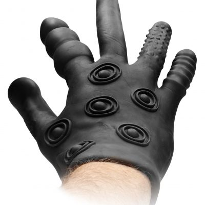 FIST IT - SILICONE STIMULATION GLOVE