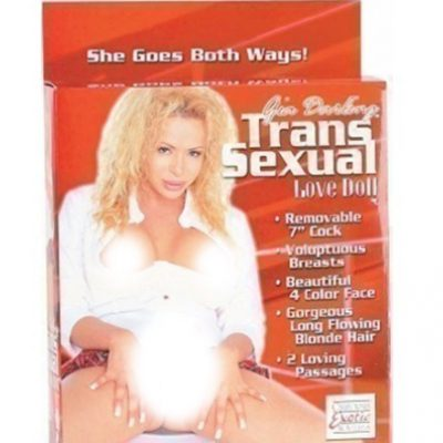 SEXDOCKA GIA TRANSSEXUAL LOVE DOLL