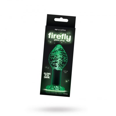 Firefly Glass Plug - Large