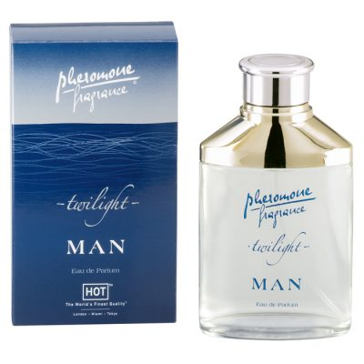 MANLIGA FEROMONER HOT MAN PHEROMONPARFUM TWILIGHT 50