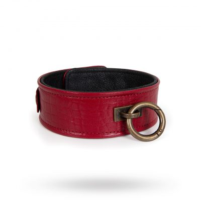 Red Anaconda - Halsband