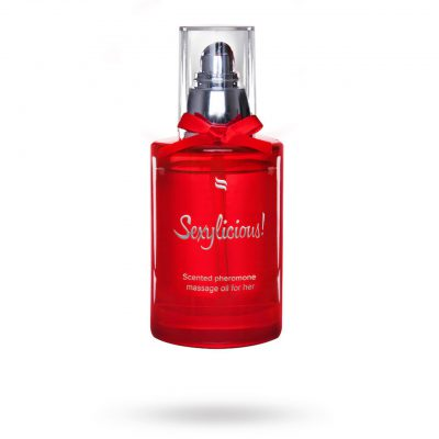 Scented pheromone massage oil for her Sexy 100 ml