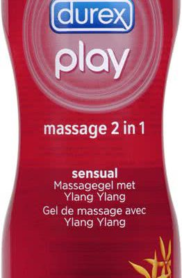 Durex Play Massage Sensual 2In1 200 ml från Durex.