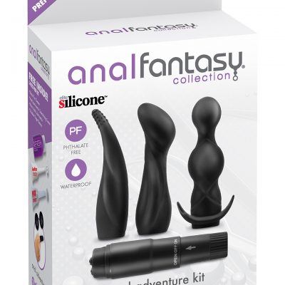 AFC-ANAL ADVENTURE KIT BLACK