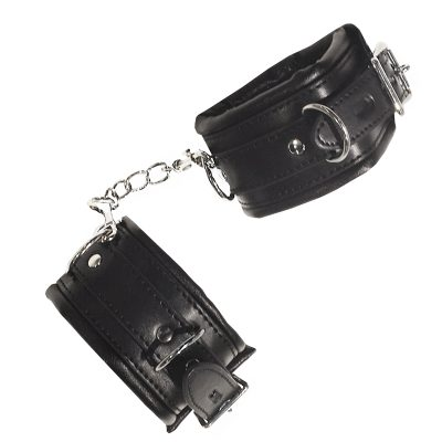 Anklecuffs and short chain