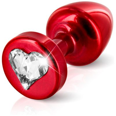 Anni R Heart Red T1 Crystal