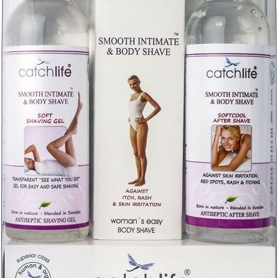 Catchlife: Smooth Intimate & Body Shave