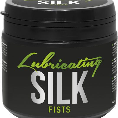 Cobeco: Lubricating Silk Fists