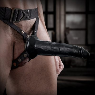 Command: Harness with Hollow Strap-on