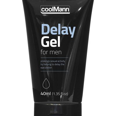 CoolMann: Delay Gel for Men