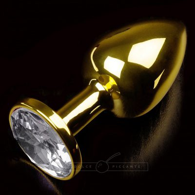 Dolce Piccante - Jewellery Plug Gold
