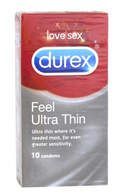 Durex Feel Ultra Thin 10p