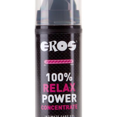 Eros: 100% Relax Power Concentrate Woman