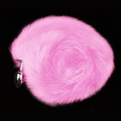 Jewellery Silver Tail Pink