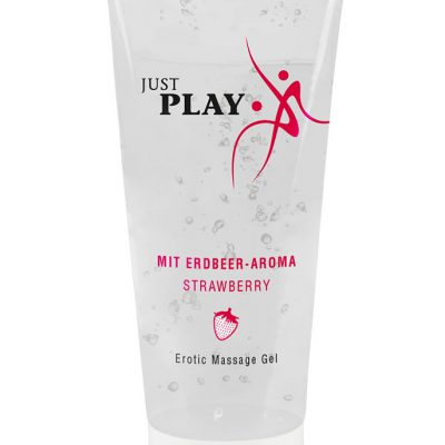 Just Play: Erotic Massage Gel