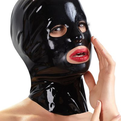 Late-X: Latex Mask Male