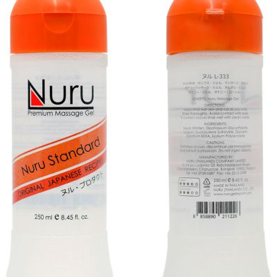 Nuru Massage Standard