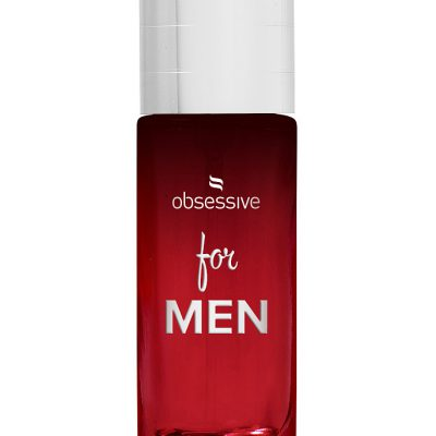 Obsessive: Pheromone Perfume for Men