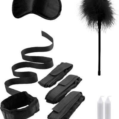 Ouch!: Bed Bindings Restraint Kit