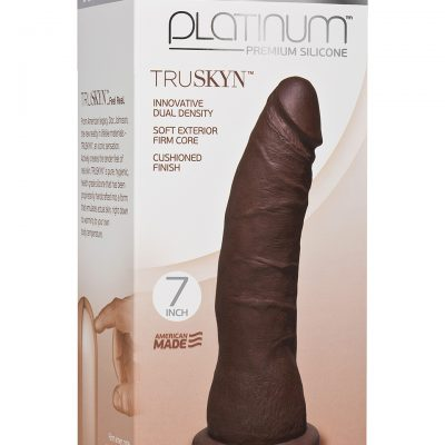 PLATINUM TRU RIDE SLIM 7 INCH CHOCO