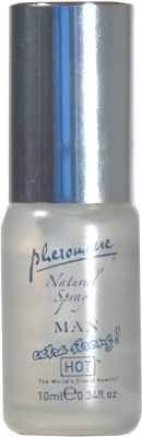Pheromone man natural spray