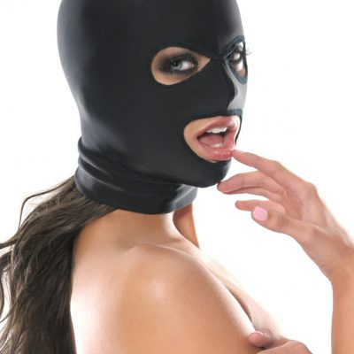 Pipedream Fetish Fantasy: Spandex 3-Hole Hood
