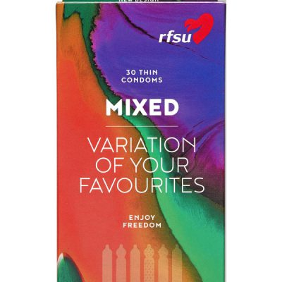 RFSU Mixed - Variation of Your Favourites (30-pack)