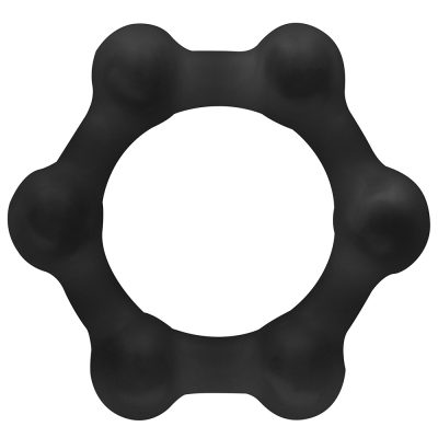 SONO NO. 83 Weighted Cock Ring Large Black