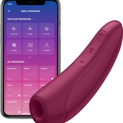 Satisfyer Connect: Curvy 1+