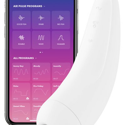 Satisfyer Connect: Curvy 2+