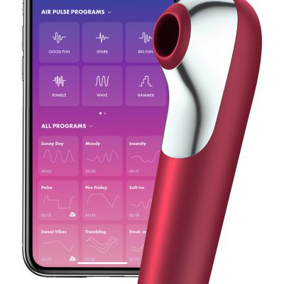 Satisfyer Connect: Dual Love