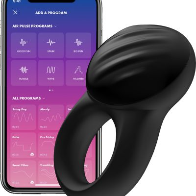 Satisfyer Connect: Signet Ring