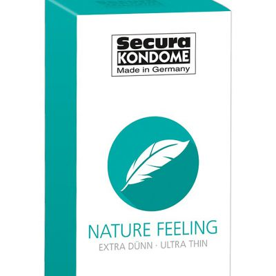 Secura - Nature Feeling (24-pack)